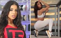 Vyhľadávaná pornoherečka je zarytou zberateľkou tenisiek Air Jordan. Spoznaj venezuelskú princeznú Veronicu Rodriguez