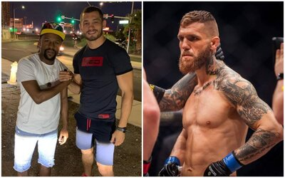 Vyhrá Végh alebo Vémola? Spýtali sme sa slávnych MMA bojovníkov, aký tipujú výsledok zápasu storočia