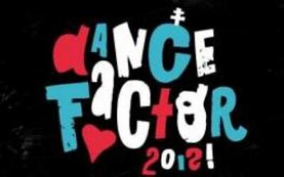 Vyhraj 2 lístky na Dance Factor!