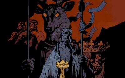 Vyhraj 3x knihu Hellboy - Divoký hon