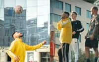 Vyhraj adidas turnaj a získaj lístky na finále Ligy majstrov! Loď s futbalovým ihriskom vyskúšajú aj Expl0ited, Pil C či Robert Vittek
