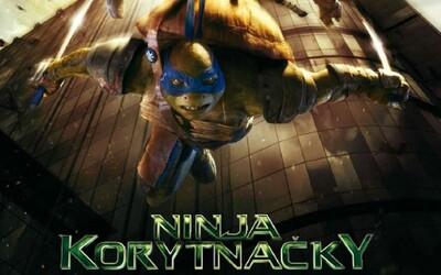 Vyhraj merch k filmu Ninja korytnačky
