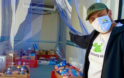 Vyhraj nákup potravín na celý mesiac zadarmo: Títo Slováci museli zachraňovať vlastný podnik, teraz pomáhajú ostatným