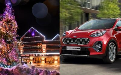 Vyhraj nové auto alebo luxusný pobyt v Tatrách. Za nákup v LIDLi hráš o úžasné ceny