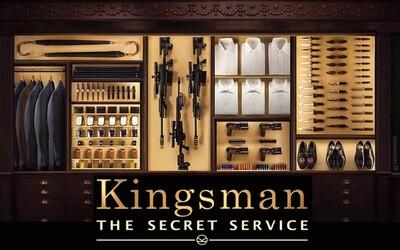 Vyhrajte špiónske predmety k filmu Kingsman: Tajná služba