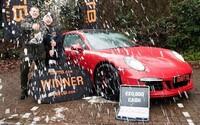 Vyhrál Porsche, prodal ho a za dva dny vyhrál další