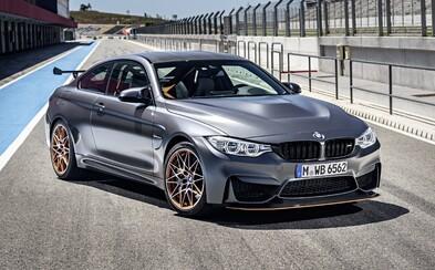 Výkonnější a odlehčená M4 GTS je realitou. Přivítejte nejrychlejší sériové BMW všech dob!