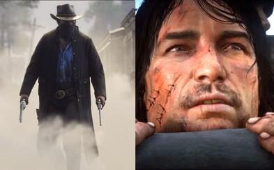 Vykrádanie bánk, neúprosný Divoký západ a všetko, čo milujeme na westernoch. Uži si nový trailer pre Red Dead Redemption 2