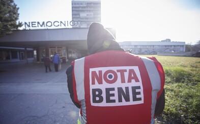 Vyľudnené ulice zasiahli predajcov Nota bene. Na tejto stránke podporíš ohrozenú skupinu aj z domu