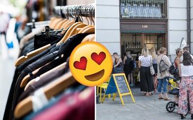 Vymeň svoje oblečenie s inými! SWAP v Bratislave šetrí peňaženku aj prírodu