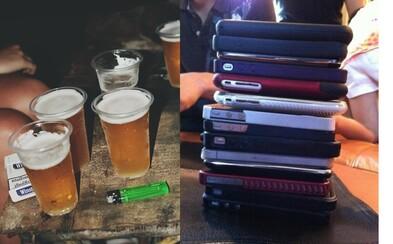Vymenil by si mobil za pivo? Pivovar ti na Slovensku ponúka lákavú zľavu, ak sa so smartfónom nebudeš hrať celý večer
