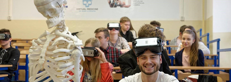 Výmysel slovenského študenta zažíva úspech po celom svete. VR aplikáciu využívajú ľudia už v 149 krajinách