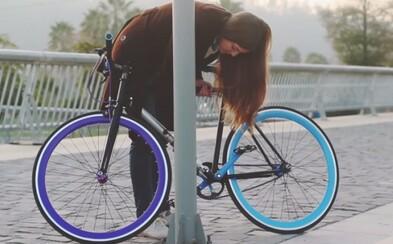 Vynález roka - bicykel, ktorý sa nedá ukradnúť!