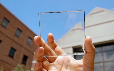 Vynašli plne priehľadný solárny článok. Budeme zásobovať domovy cez okná?