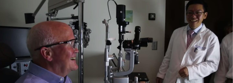 Vynašli revolučný prístroj pre nevidiacich?