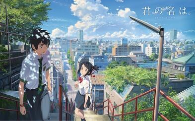 Vynikajúce anime Your Name dostane svoj hraný americký remake. Postará sa oň J. J. Abrams a scenárista sci-fi Arrival