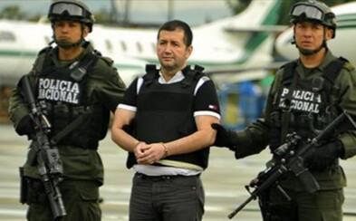 Vypálil si aj odtlačky prstov, ale najväčší kolumbijský kokaínový barón Daniel Barrera trestu neušiel. Chce však ešte raz vidieť svoje vnúčatá