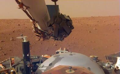 Vypočuj si zvuk z Marsu po prvýkrát v histórii ľudstva. NASA zverejnila fascinujúcu nahrávku