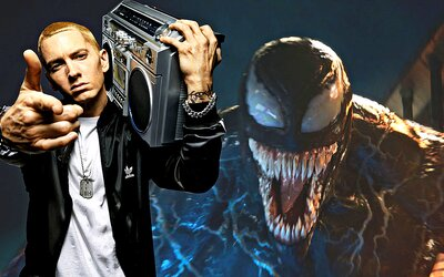 Vypočujte si skladbu pre soundtrack Venoma, ktorú narapoval Eminem pre svoj najnovší album