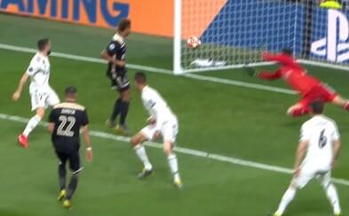 Vyprevadil Ajax španielsky Real Madrid z Ligy majstrov už v prvom polčase? Holanďania možno veľkoklub zarezali rýchlymi gólmi