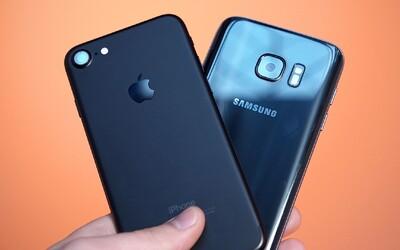 Výroba iPhonu 7 je levnější než výroba Samsungu Galaxy S7. Jeden iOS smartphone stojí přes 5 tisíc korun