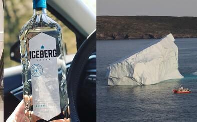 Výrobcovi vodky niekto ukradol 30 000 litrov vzácnej ľadovcovej vody, ktorú mal pripravenú na produkciu alkoholu