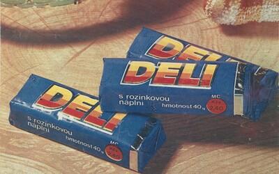 Vyrobili ju presne na náš trh, a preto nemala konkurenciu. Legendárna tyčinka Deli oslavuje 40 rokov