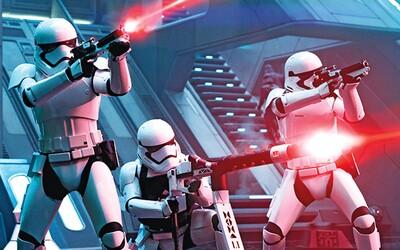 Vyše 20 nových obrázkov zo Star Wars aj s novými informáciami o The First Order!