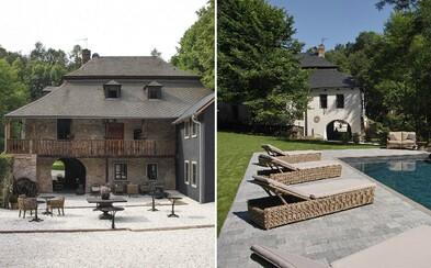 Přes 500 let starý mlýn z České republiky proměnili v sídlo s úžasnou atmosférou