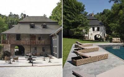 Vyše 500 rokov starý mlyn z Českej republiky premenili na sídlo s úžasnou atmosférou