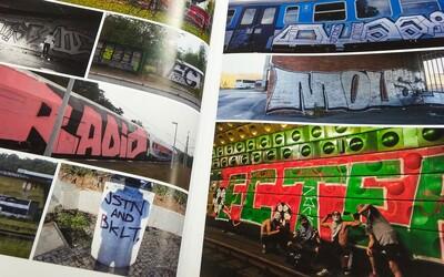 Vyšel nový graffiti časopis GRID. Podílel se na něm Vladimir 518, zachycuje scénu v období 2015–2019
