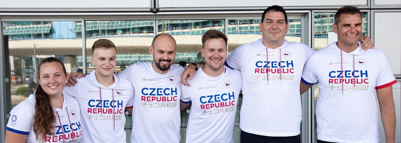 Vyšetřování letu českého olympijského týmu do Tokia postoupilo. Na palubě nebyla dodržována protiepidemická opatření