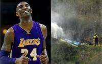 Vyšetřovatelé zveřejnili příčinu pádu helikoptéry Kobeho Bryanta