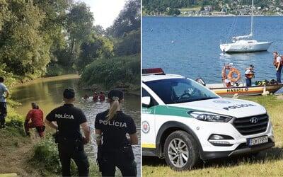 Vyšetrovatelia dnes vypátrali až dve utopené osoby. Jednou z nich je iba 9-ročný chlapec, ktorý sa bol v piatok kúpať v rieke