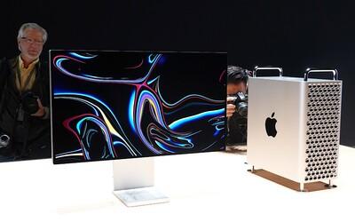 Vyšiel nový Mac Pro, z astronomickej ceny sa ti pravdepodobne zahmlie pred očami