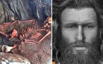 Výskumníci našli v škótskych vrchoch 1400 rokov nepreskúmanú jaskyňu, v ktorej ležala kostra človeka. Muž sa mal stať obeťou brutálnej vraždy