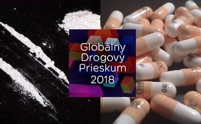 Vyskúšal si už nejaké drogy? Slovenská psychedelická spoločnosť potrebuje tvoje skúsenosti v anonymnom prieskume