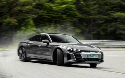 Vyskúšali sme Audi e-tron GT. Elektrická prvá liga, ktorá rúca predsudky o e-mobiloch, je krok pred konkurenciou