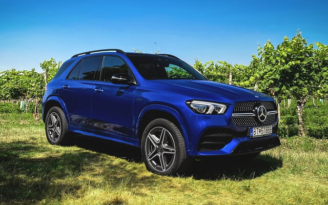 Vyskúšali sme nové GLE 350de a už vieme, prečo má Mercedes-Benz najlepší plug-in hybrid na trhu