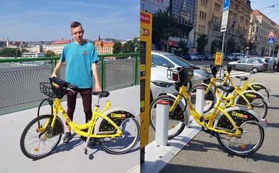 Vyskúšali sme nový bikesharing v Bratislave! Mal by si auto nechať doma?