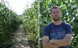 Vyskúšali sme si nekonečné blúdenie v kukuričnom labyrinte. Čo všetko nás postretlo a kedy sa v bludisku môžeš stratiť aj v noci?