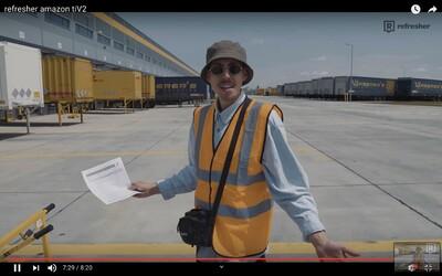 Vyskúšali sme si prácu v logistickom centre slovenského Amazonu. Čo obnáša a koľko zarobíš?