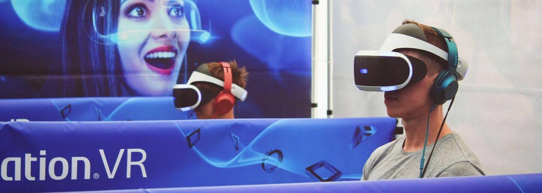 Vyzkoušeli jsme si virtuální realitu od Sony. Jaké jsou naše první dojmy?
