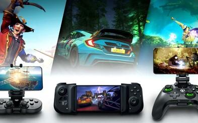 Vyskúšali sme xCloud, hranie AAA hier na mobile. Microsoft a ich Game Pass sú videoherným Netflixom