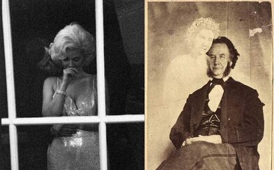 Vysmiaty Einstein pri výbuchu atómovej bomby či fotografie duchov. Tieto historické zábery boli podvod
