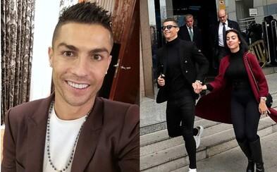 Vysmátý Ronaldo dostal obrovskou pokutu za krácení daní. Za mříže nakonec nepůjde