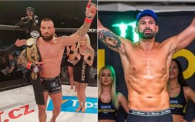 Vysněný zápas Vémola vs. Végh na UFC v Praze nebude. Slovenský šampion prý nemá zájem