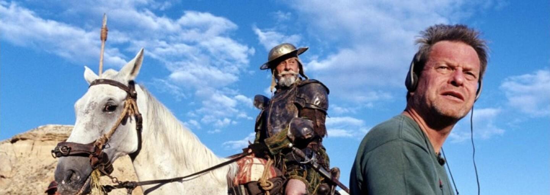 Vysnívaný projekt The Man Who Killed Don Quixote od Terryho Gilliama s Adamom Driverom prichádza s prvým obrázkom priamo z filmu