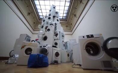 Výstava Nervous Trees v pražském Rudolfinu vás uchvátí na první pohled. Nenechte si ujít  to nejlepší ze současného umění Krištofa Kintery