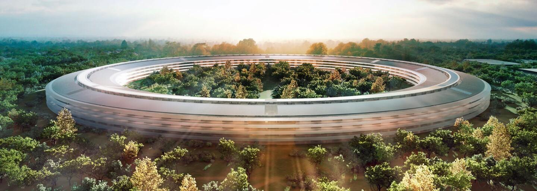 Výstavba nového Apple kampusu nadále pokračuje. Stane se nejkrásnějším sídlem všech společností?